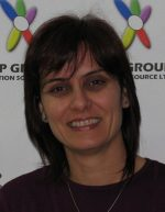 Mrs. Elizabeth Shehadeh-vice principal for grades 1-3 and principal of KG