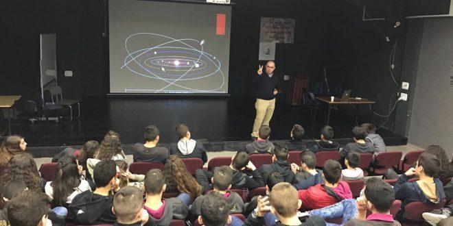 Science teaching at school