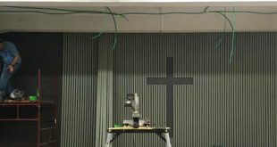 Chapel Renovation - Stage - Image 1