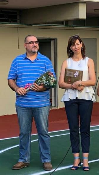 New Principals - Ruba and Aziz